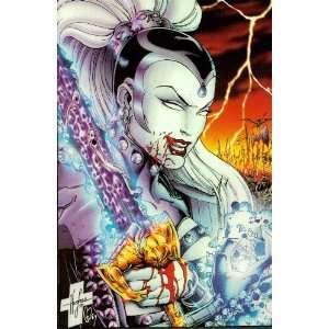 Lady Death IV: The Crucible #5 Im Gonna Crawl (Nightmare