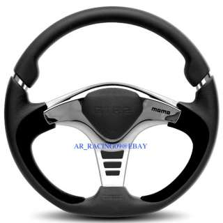 MOMO GTR 2 STEERING WHEEL EVO CIVIC 240sx Golf Mustang