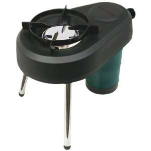 New   BRINKMANN 842 0010 0 1 BURNER PROPANE CAMP STOVE by