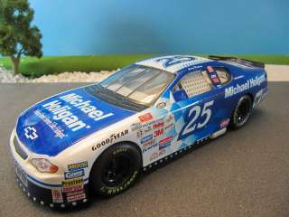 NASCAR Chevy Monte Carlo Mike Holigan Jerry Nadeau #25 124