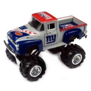 UD NFL 56 Ford Monster Truck New York Giants Sports