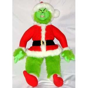 Large How The Grinch Stole Christmas Talking Plush 23 Toys & Games