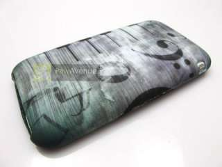 MUSICAL NOTES Soft Gel Skin Case Cover iPhone 3G 3Gs