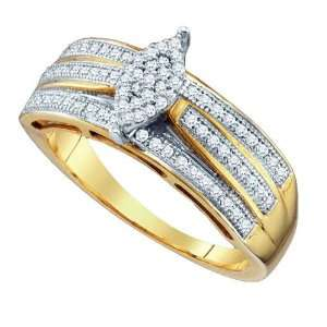 0.25ct Diamond Micro Pave Ring Jewelry
