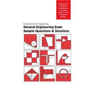 General Engineering (Book & CD ROM) (9781932613063) NCEES Books