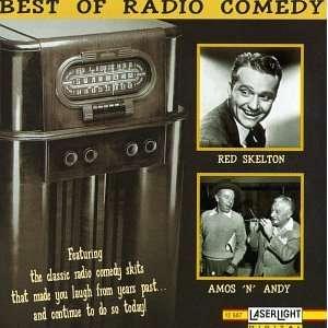 Best of Radio Comedy Red Skelton, Amos N Andy Music