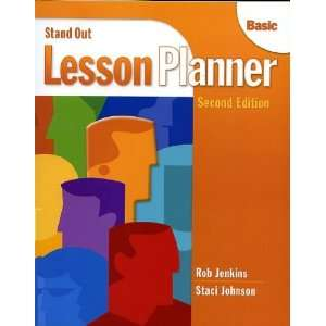 Lesson Planner Basic Rob; Johnson, Staci Jenkins  Books