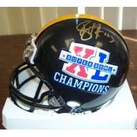 sports mem cards fan shop autographs original football nfl helmets