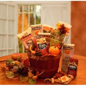 Autumns Bountiful Harvest Gift Basket:  Grocery & Gourmet