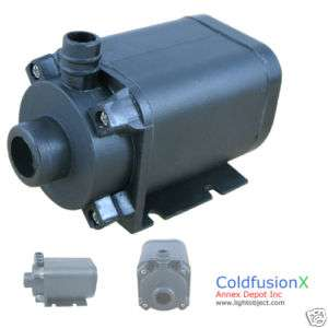8L 12V CPU Cooling HHO Mini DC submersible Water Pump