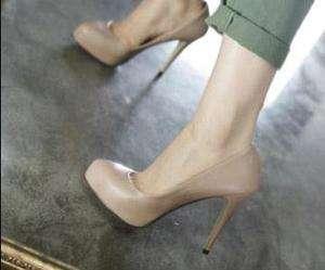 Designer Womens Pumps Stiletto High Heels Shoes Beige or Black AU 3 to