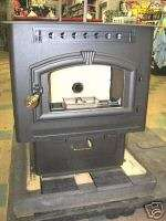 MOBILE HOME APPROVED CORN WOOD PELLET STOVE (NEW)