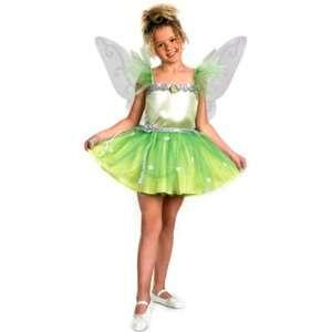 Tinker Bell Prestige Costume Child Toddler 3T 4T Toys