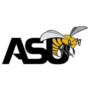 Alabama State Hornets Vinyl Decal: Everything Else