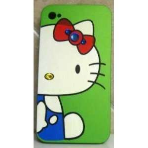 HELLO KITTY IPHONE CASE IPHONE 4G CASE W/ SWAROVSKI