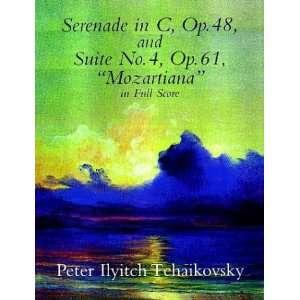 ) (9780486404141): Peter Ilyitch Tchaikovsky, Music Scores: Books