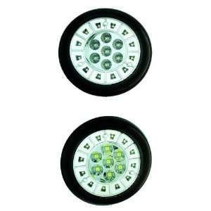 2006 2009 HHR Tail Lamps/ Lights, LED Crystal Clear Euro Performance