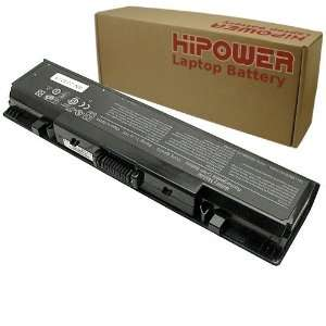 Hipower 6 Cell Laptop Battery For Dell Inspiron 1520, 1521