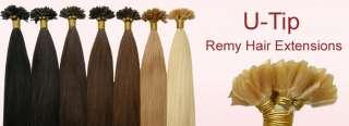 hair extensions Nail U tip 80g 100 strands HIGH QUALITY HAIR
