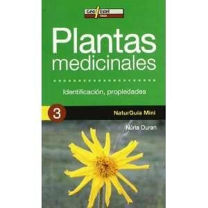 PLANTAS MEDICINALES (3   NaturGuia Mini) (9788496295742