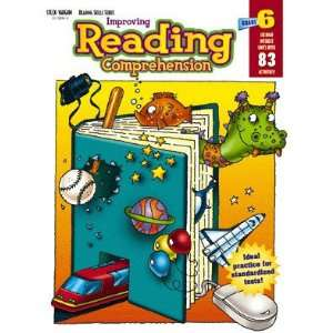 Steck Vaughn Improving Reading Skills: Student Workbook