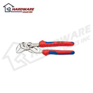 Knipex 8605180 7.25in Comfort Grip Pliers Wrench