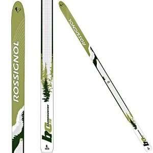 Rossignol BC70 Metal Edge XC Ski