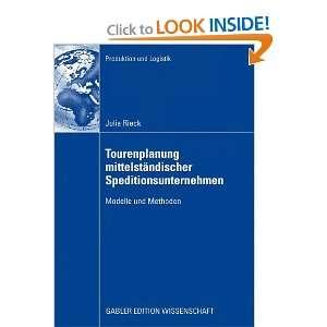 ) (9783834913982) Julia Rieck, Prof. Dr. Jürgen Zimmermann Books