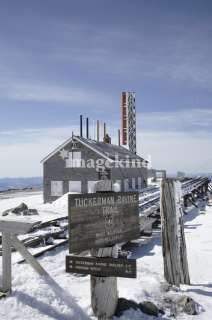 Mount Washington, New Hampshire   The Stage Office Art Prints by Erin