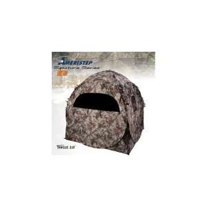 Ameristep Outhouse Pop Up Blind Ameristep Tangle Camo Natchez