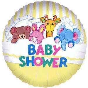 Baby Shower Balloons 18 Baby Shower Animals Value: Toys