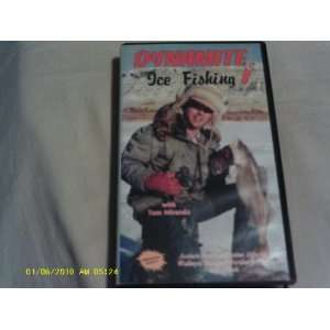 Dynamite Ice Fishing by Tom Miranda VHS Everything Else