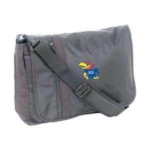 Mercury Luggage Kansas Jayhawks Messenger Bag   Kansas