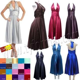Marilyn Monroe Dress Cinderella 5010 Prom Brides maid