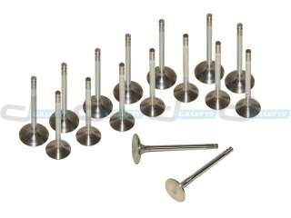 8L Toyota Corolla MR2 Sypder Celica 1ZZFE Intake Exhaust Valves