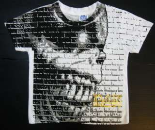 children T shirt IRON MAIDEN hard rock heavy metal 3T/4T/ XS