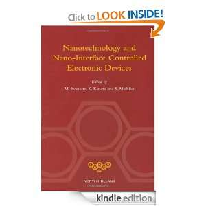 AND NANO INTERFACE CONTROLLED ELECTRONIC DEVICES [Kindle Edition