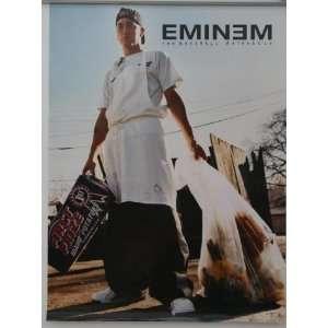 EMINEM The Marshall Mathers LP 2000 POSTER 24x18