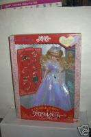 RARE NRFB Ban Dai I Love Barbie Crystal Party Japanese
