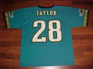 Logo Athletic Jacksonville Jaguars Fred Taylor Jersey M