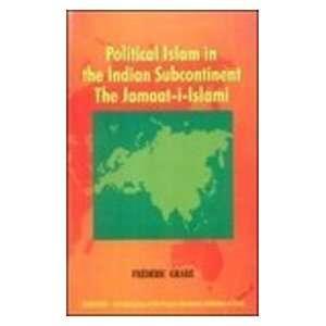 the Jamaat i Islami Frederic Grare 9788173044045  Books
