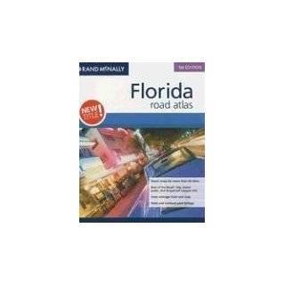 Florida Map   Laminated State Road Map of Florida [Folded Map] [Map