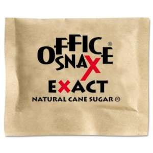 Office Snax 00063   Natural Cane Sugar, 2000 Packets
