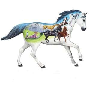 Dream Horse by Janee Hughes 900 Piece Jigsaw Puzzle Toys