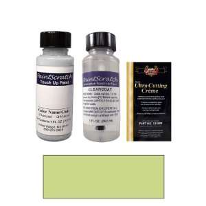 1 Oz. New Mild Silver Metallic Paint Bottle Kit for 2007