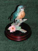 Kaiser Porcelain Blue Bird Ltd. Ed.