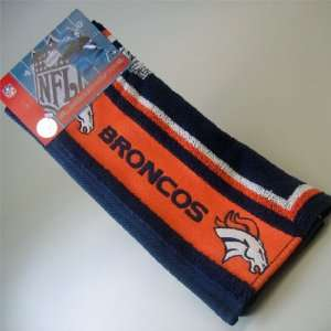 Denver Broncos NFL Jacquard Logo Golf Official Towel Baby