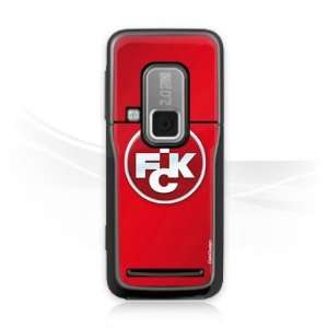 Design Skins for Nokia 6120   1. FCK Logo Design Folie