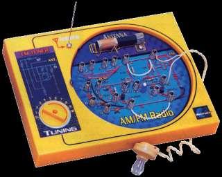 Electronic AM/FM Radio Kit Model MX 901AF