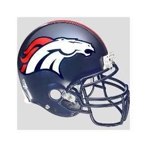 Denver Broncos Helmet, Denver Broncos   FatHead Life Size